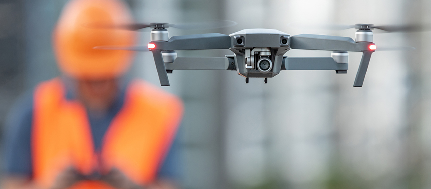 Aerial Inspections: MEWPs VS Drones